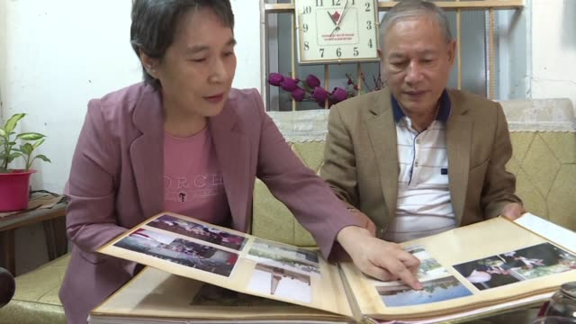 a handkerchief illicit letters and secret visits the first three decades of love between a vietnamese man and his north korean sweetheart were... - north vietnam stock videos & royalty-free footage