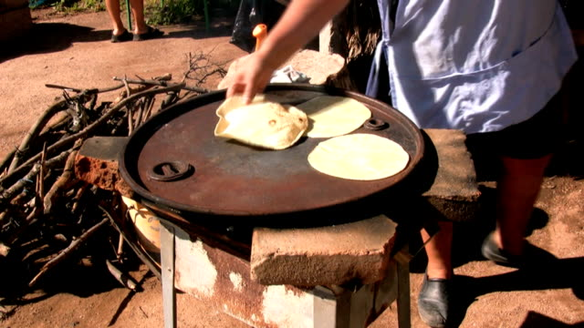 "tortillas ""hechas a mano"" - home made stock videos and b-roll footage"