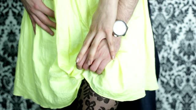 hands and senses
