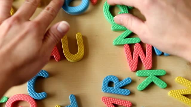 Hands Spelling Autism