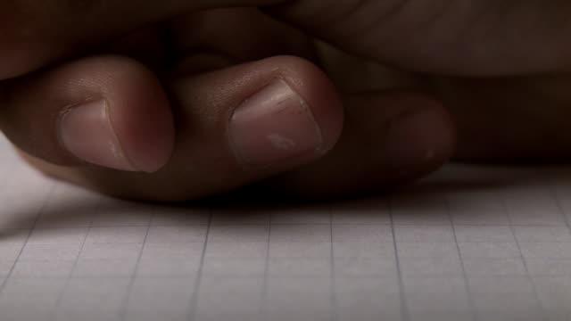 handschrift - pferch stock-videos und b-roll-filmmaterial