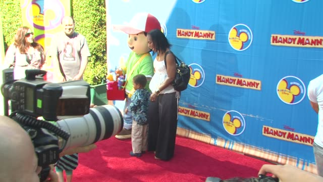 Handy Manny Angela Bassett at the Exclusive Premiere of Disney Channel's 'Handy Manny Motorcycle Adventure' at Hollywood CA