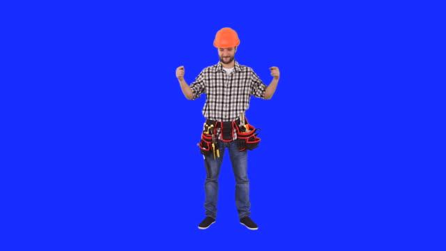 mann für mit textfreiraum - full length stock-videos und b-roll-filmmaterial