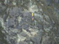 Hanging Bungee Jumper