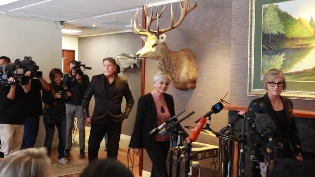 NZL: Destiny Church Leader Brian Tamaki Announces New Political Party