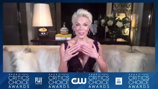 UNS: 26th Annual Critics Choice Awards - Virtual Red Carpet Interviews