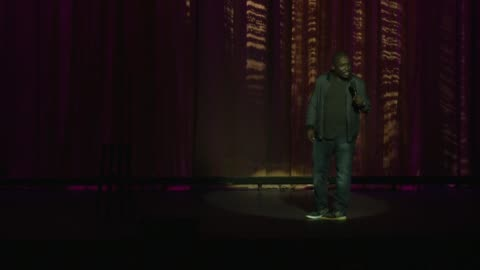 stockvideo's en b-roll-footage met hannibal buress at international myeloma foundation's 11th annual comedy celebration benefiting the peter boyle research fund at the wilshire ebell... - wilshire ebell theatre