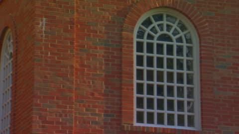 hannibal, missouriwindows - brick stock videos & royalty-free footage
