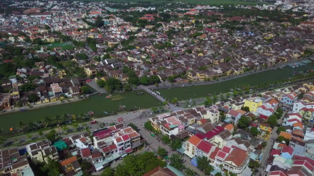hanoi old quarter (36 streets) / vietnam - anchored stock videos & royalty-free footage