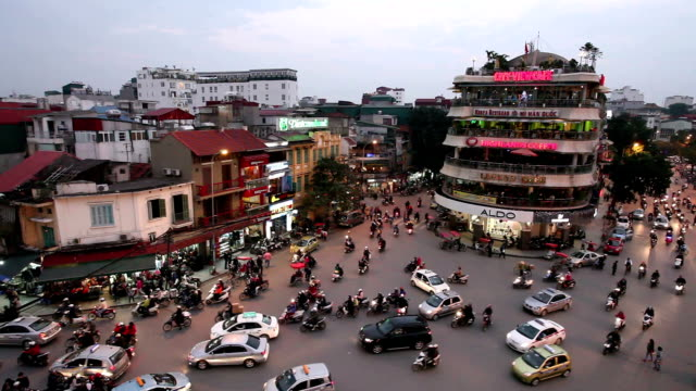 hanoi vietnam - vietnam stock videos & royalty-free footage