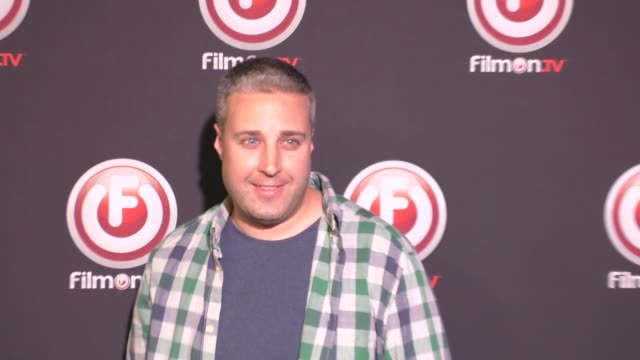 Hans Hernke at the Bob Thunder Internet Assassin Premiere at Egyptian Theatre in Hollywood at Celebrity Sightings in Los Angeles on October 27 2015...