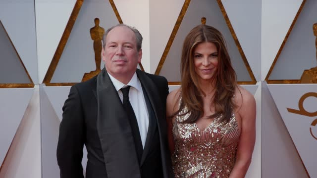 Hans Zimmer and Suzanne Zimmer at Dolby Theatre on March 04 2018 in Hollywood California