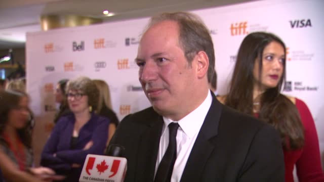 Hans Zimmer at '12 Years A Slave' Premiere 2013 Toronto International Film Festival on 9/6/2013 in Toronto Canada