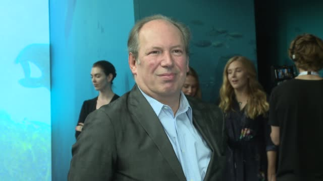 Hans Zimmer at BFI IMAX on September 27 2017 in London England