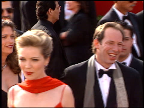 hans zimmer at the 1997 academy awards arrivals at the shrine auditorium in los angeles california on march 24 1997 - 69th annual academy awards stock videos and b-roll footage