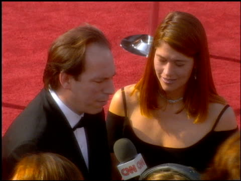 hans zimmer at the 2001 academy awards at the shrine auditorium in los angeles california on march 25 2001 - 73rd annual academy awards stock videos & royalty-free footage