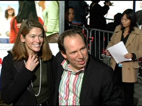 hans zimmer composer at the 'spanglish' premiere at the mann village theatre in westwood california on december 9 2004 - spanglish stock videos & royalty-free footage