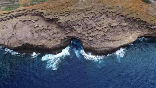Hanuama Bay Coastline, Aerial