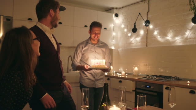 happy birthday! - apartment stock videos & royalty-free footage