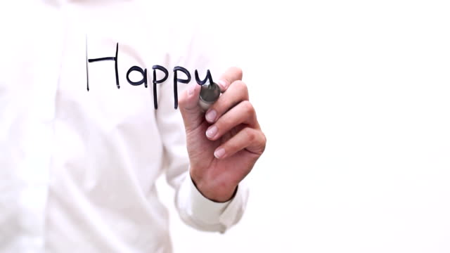 happy birthday - interactive whiteboard stock videos & royalty-free footage