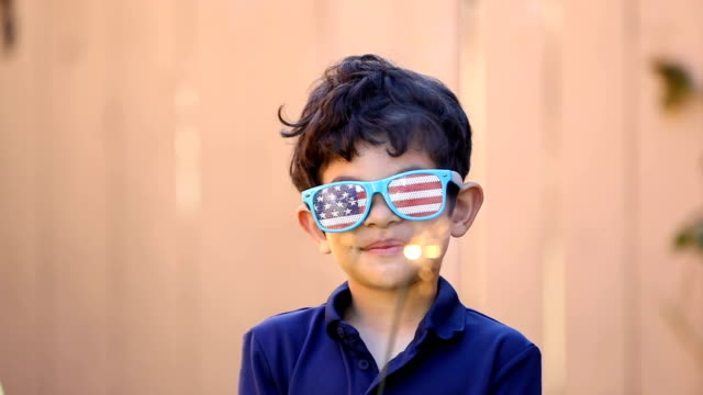 Happy Fourth of July-Slow Motion