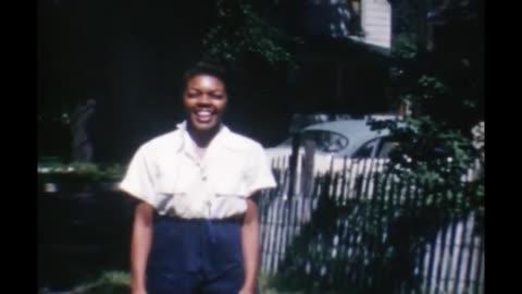 vidéos et rushes de 1955 happy girl - film d'amateur