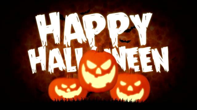happy halloween - tombstone stock videos & royalty-free footage