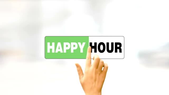 Happy Hour - Hand aanraken