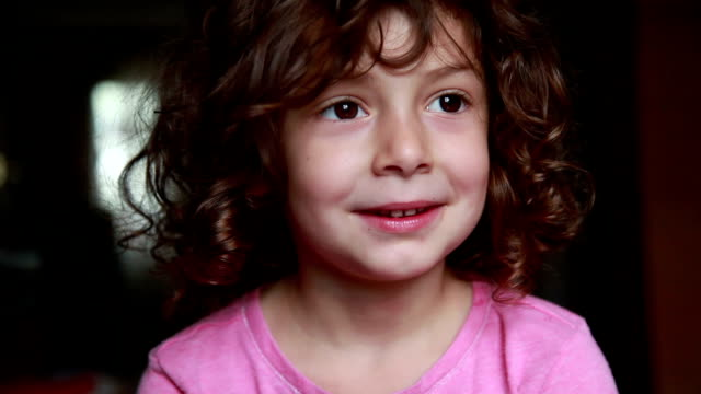 happy little girl clapping hands - anticipation stock videos & royalty-free footage