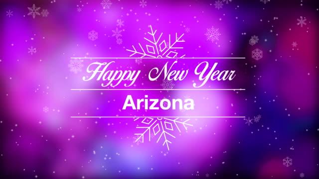 Happy New Year Arizona