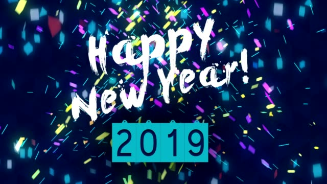 Happy New Year Counting