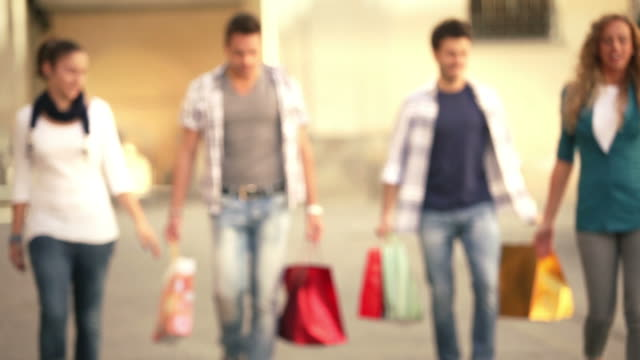 Happy Shopping Activity: Girls and Boys