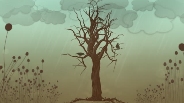 happy tree - natural phenomenon stock videos & royalty-free footage