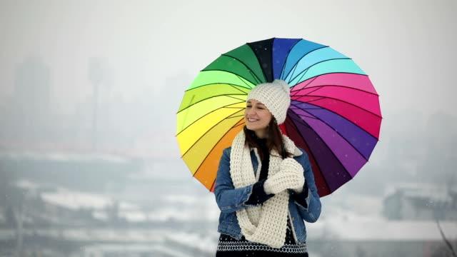Gelukkig winterdag