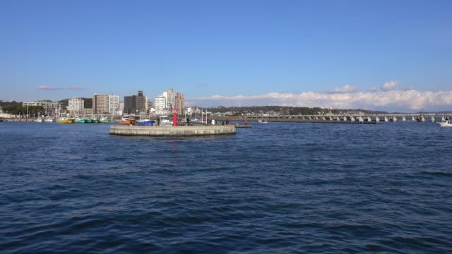 Harbor at Enoshima