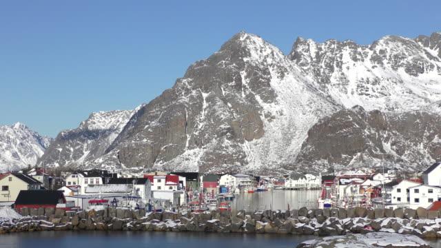 Harbor in Lofoten