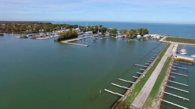 Harbor Marina in Port Clinton Ohio