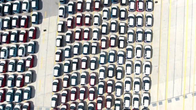 Harbour Car Park aerial view