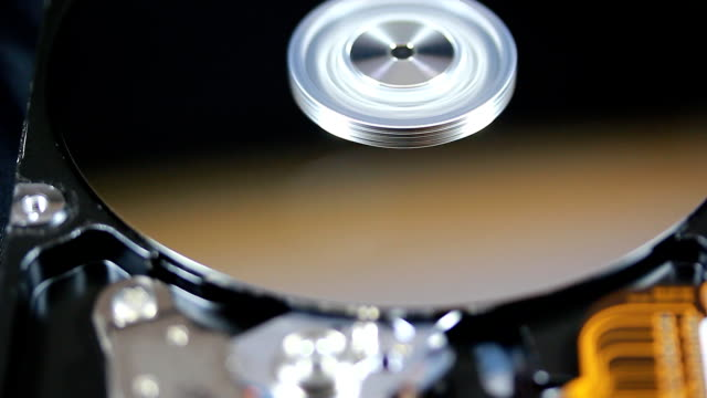 hard disk - disk stock videos and b-roll footage