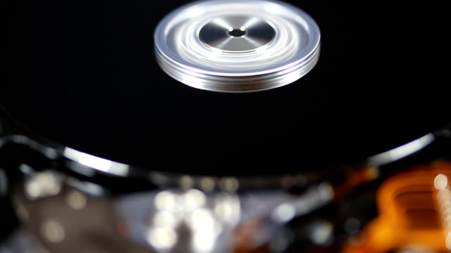 hard disk - disk stock videos & royalty-free footage