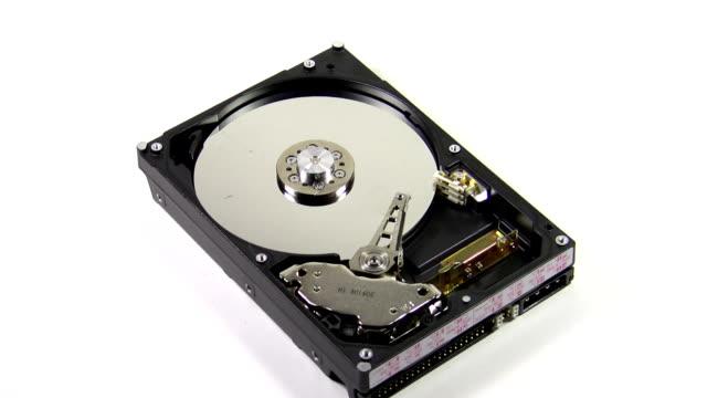 Festplatte Zerstörung