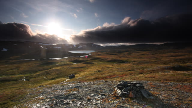 stockvideo's en b-roll-footage met hardangervidda - wildernis