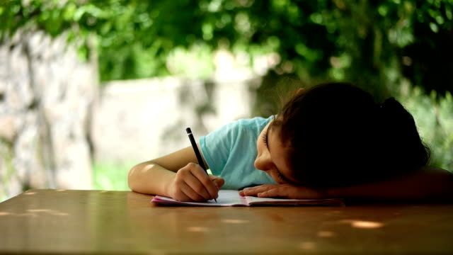 Hardworking student