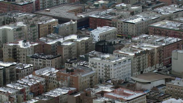 harlem's sugar hill neighborhood - ハーレム点の映像素材/bロール