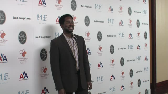 harold perrineau at the 29th annual the gift of life gala at the hyatt regency century plaza hotel in beverly hills, california on may 18, 2008. - hyatt regency stock videos & royalty-free footage