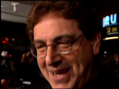 Harold Ramis at the 'Analyze This' Premiere at the Mann Village Theatre in Westwood California on March 1 1999