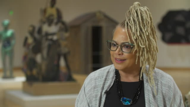 harriet' director kasi lemmons saying people in hollywood are intimidated by black women - sex discrimination stock videos & royalty-free footage