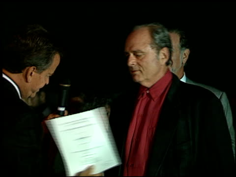 vidéos et rushes de harris yulin at the 1996 emmy nomination party at the marque hotel in westwood, california on september 4, 1996. - westwood