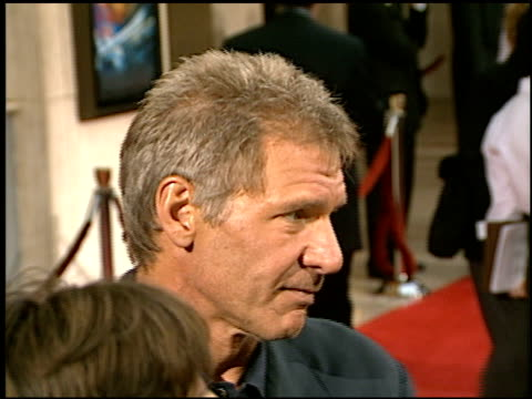 harrison ford at the 'air force one' premiere on july 21, 1997. - 1997 stock videos & royalty-free footage