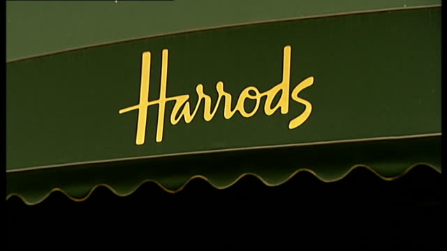 12 Harrods Logo Videos and HD Footage - Getty Images